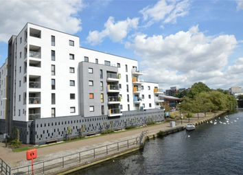Thumbnail 2 bed flat for sale in Bridgemaster Court, Wherry Road, Norwich, Norfolk
