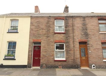 Thumbnail 2 bed terraced house for sale in Charles Street, Weymouth, Dorset
