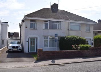 Thumbnail 4 bed semi-detached house for sale in 124 Newton Nottage Road, Porthcawl