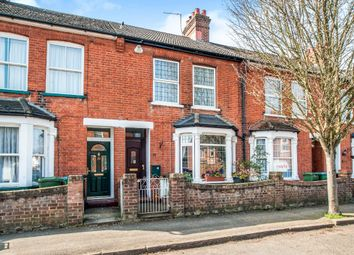 Thumbnail 3 bedroom terraced house for sale in Sussex Road, Watford