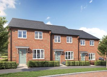 Thumbnail 3 bedroom end terrace house for sale in Rose Close, Bishopstoke, Eastleigh