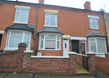 Thumbnail 3 bed terraced house for sale in Knighton Lane, Aylestone, Leicester