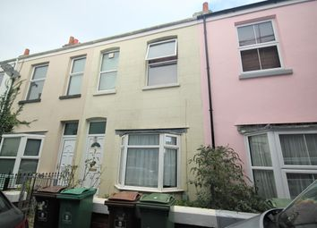 Thumbnail 2 bed terraced house to rent in Skardon Place, North Hill, Plymouth