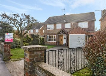 Thumbnail 5 bed detached house for sale in Washingborough Road, Heighington, Lincoln