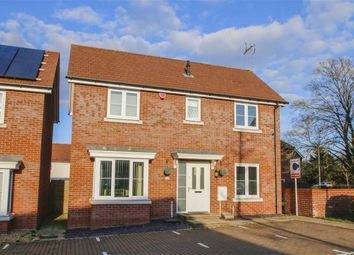 Thumbnail 4 bed detached house for sale in Hill Pastures, Redhouse Park, Milton Keynes, Bucks
