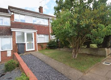 Thumbnail 3 bed terraced house to rent in Boxted Close, Luton