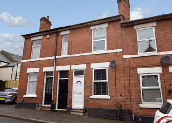Thumbnail 2 bed terraced house for sale in Langley Street, Derby