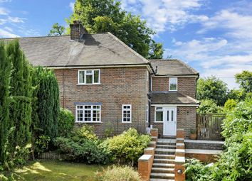 Thumbnail 3 bed semi-detached house to rent in New Road, Hydestile, Godalming