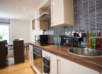 Thumbnail 2 bed flat to rent in Britannia Buildings, St Peters Street, Huddersfield