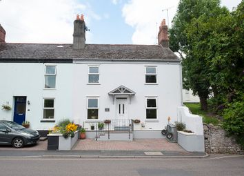 Thumbnail 4 bed end terrace house for sale in Highweek Road, Newton Abbot, Devon