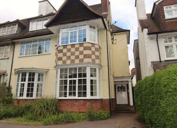 Thumbnail 2 bed flat to rent in London Road, Stoneygate, Leicester