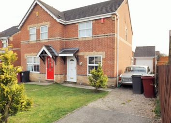 Thumbnail 2 bed semi-detached house for sale in Terrace Lane, Pleasley, Mansfield