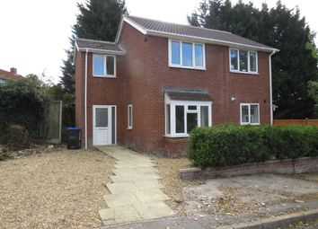 Thumbnail 3 bed property to rent in Middleton Close, Kingsthorpe, Northampton
