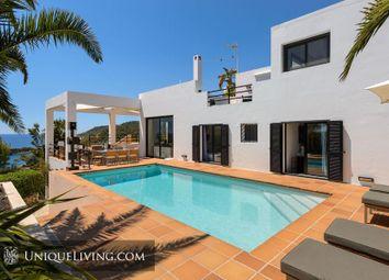 Thumbnail 5 bed villa for sale in Roca Llisa, Santa Eulalia, Ibiza