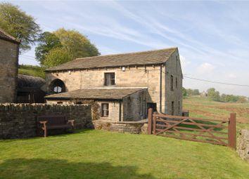 Thumbnail 3 bed semi-detached house for sale in Ogden Lane, Denholme, Bradford, West Yorkshire