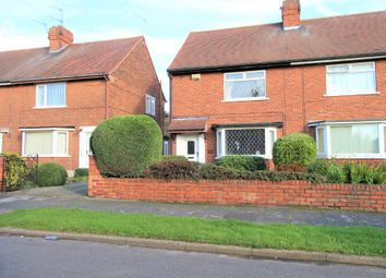 Thumbnail 2 bed semi-detached house for sale in Atholl Crescent, Intake, Doncaster, South Yorkshire