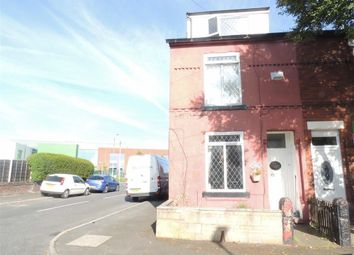 Thumbnail 3 bedroom end terrace house for sale in Forshaw Street, Denton, Manchester