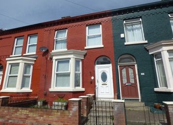 Thumbnail 3 bed terraced house to rent in Dumbarton Street, Walton, Liverpool