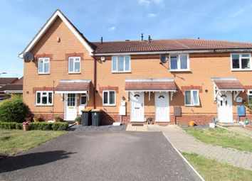 Thumbnail 2 bed terraced house for sale in Lily Close, Shortstown, Bedford