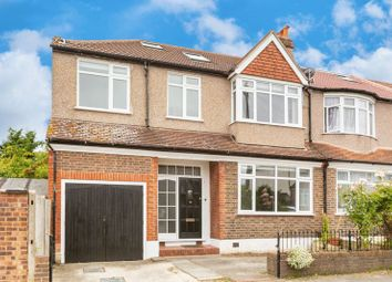 Thumbnail 5 bed semi-detached house to rent in Cedars Road, Morden
