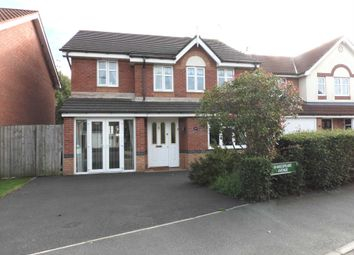 Thumbnail 4 Bed Detached House For Sale In Shakespeare Avenue Kirkby Liverpool