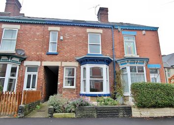 Thumbnail 3 bed terraced house for sale in Wake Road, Nether Edge, Sheffield