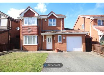 Thumbnail 4 bed detached house to rent in Ffordd Parc Castell, Bodelwyddan, Rhyl