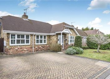 Thumbnail 3 bed detached bungalow for sale in Almond Close, Windsor, Berkshire