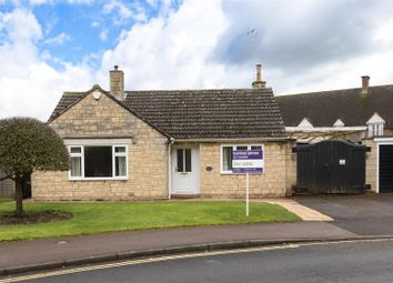 Thumbnail 2 bed detached bungalow for sale in Swan Close, Moreton-In-Marsh