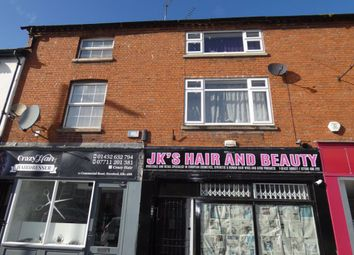 Thumbnail 1 bed flat to rent in Commercial Road, City Centre, Hr Bb
