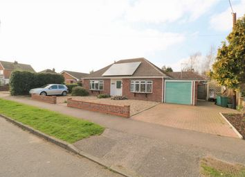 Thumbnail 3 bed detached bungalow for sale in Ernest Road, Wivenhoe, Colchester, Essex