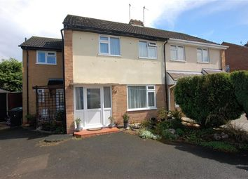 Thumbnail 3 bed semi-detached house for sale in Barnett Close, Kingswinford