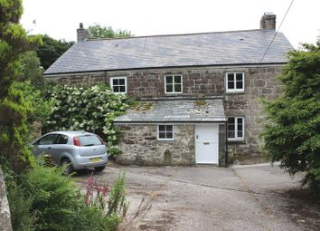 Thumbnail 4 bed detached house for sale in Barton Lane, Central Treviscoe, St. Austell
