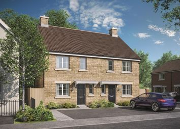 Thumbnail 3 bed semi-detached house for sale in Poplar Lane, Wickwar, Wotton-Under-Edge