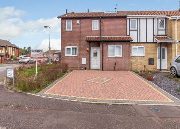 Thumbnail 2 bed terraced house for sale in Birkdale Close, St. Mellons, Cardiff