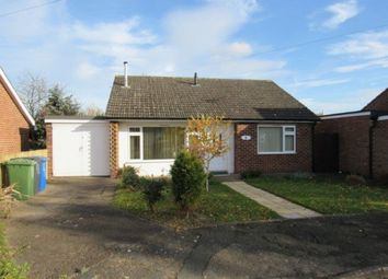 Thumbnail 3 bed bungalow to rent in Brookfield Avenue, Nettleham, Lincoln