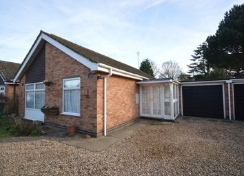 Thumbnail 2 bed detached house for sale in Carlton Avenue, Narborough, Leicester