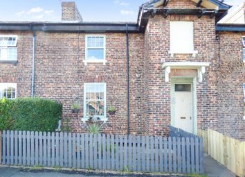 Thumbnail 2 bed terraced house for sale in Railway Houses, Eldon Lane, Bishop Auckland