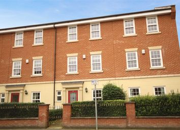 Thumbnail 4 bedroom town house for sale in Hunt Street, Old Town, Swindon