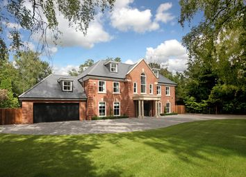 Thumbnail 6 bedroom detached house for sale in Prince Consort Drive, Ascot, Berkshire