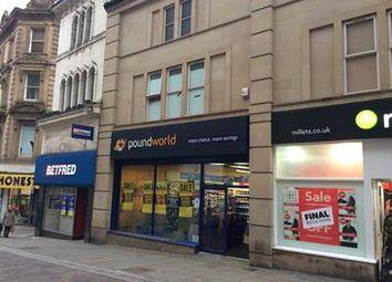Thumbnail Retail premises to let in 51 - 53 Kirkgate, Bradford, West Yorkshire