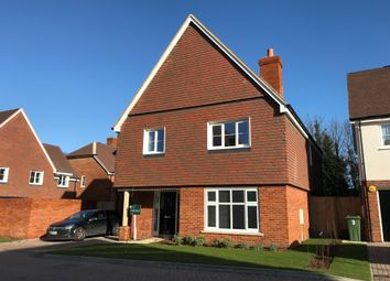 Thumbnail 4 bedroom detached house for sale in Sycamore Gardens, Ewell