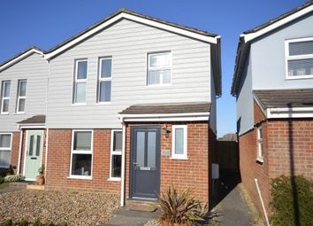 Thumbnail 3 bed terraced house to rent in Meadowlands, Lymington, Hampshire