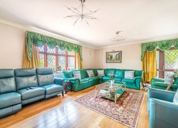 Thumbnail 4 bed property for sale in Ridgeway Road North, Osterley