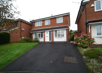 Thumbnail 4 bed detached house to rent in Saxwood Close, Norden, Rochdale