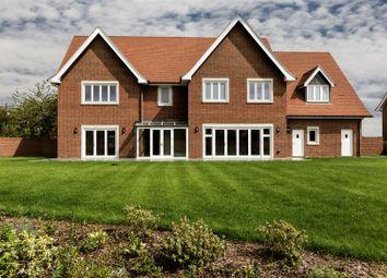 Thumbnail 5 bed detached house for sale in Bonham Grange, Church Road, Bulphan, Essex.