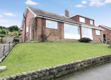 Thumbnail 2 bed semi-detached bungalow for sale in Pinewood Drive, Scarborough
