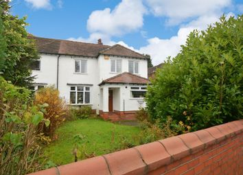 Thumbnail 3 bed semi-detached house for sale in Outwood Road, Heald Green, Cheadle