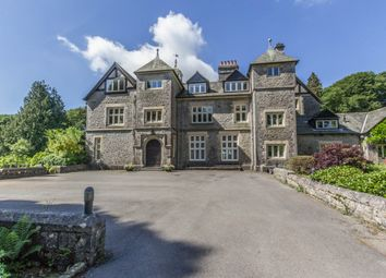 Thumbnail 2 bed flat for sale in 4 Hampsfield House, Windermere Road, Grange Over Sands