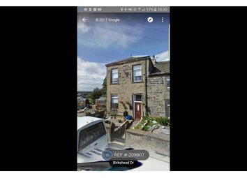 Thumbnail 3 bed terraced house to rent in Birkshead, Bradford